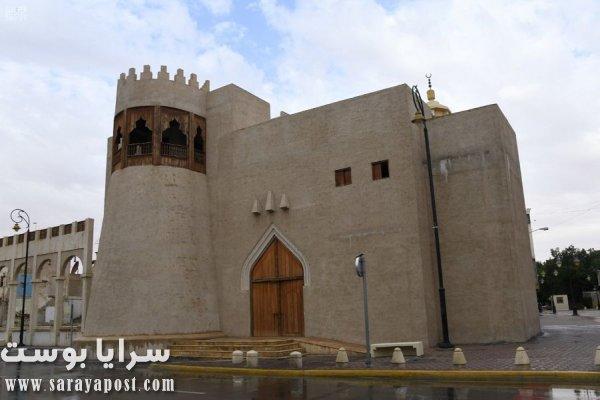 أمطار على محافظة الأحساء