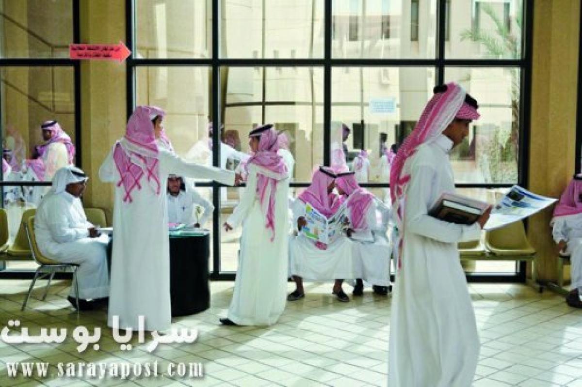 خريطة تأجيل المدارس والجامعات في السعودية