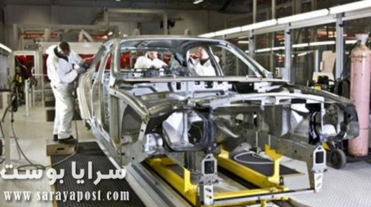 موعد ظهور أول سيارة مصنوعة في السعودية