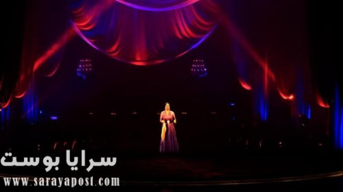 أم كلثوم تواجه المهرجانات الشعبية في دار الأوبرا المصرية (صور)