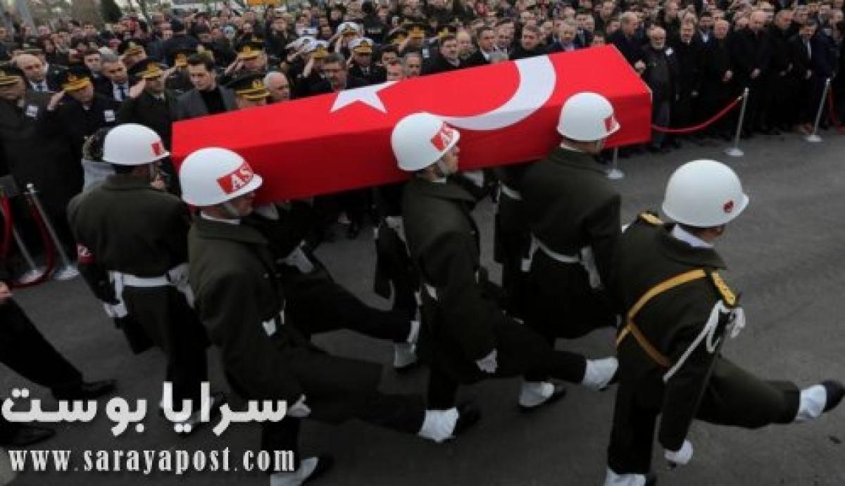 عاجل.. مقتل 59 جنديا تركيا في إدلب بسوريا