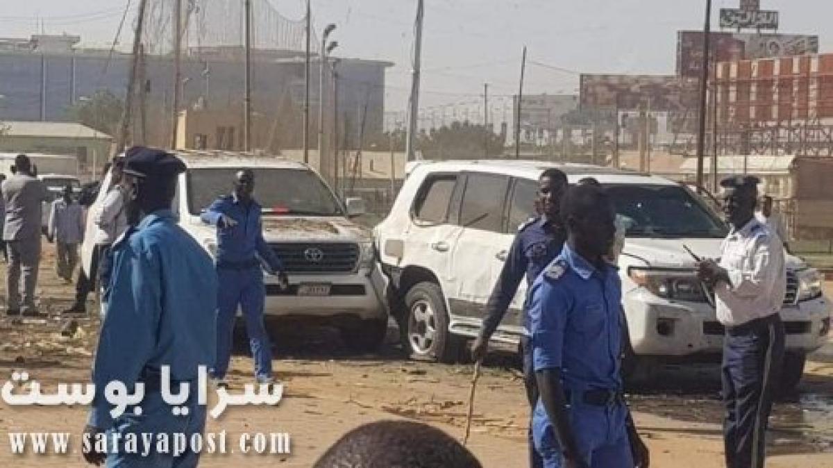 محاولة اغتيال حمدوك رئيس وزراء السودان بتفجير موكبه