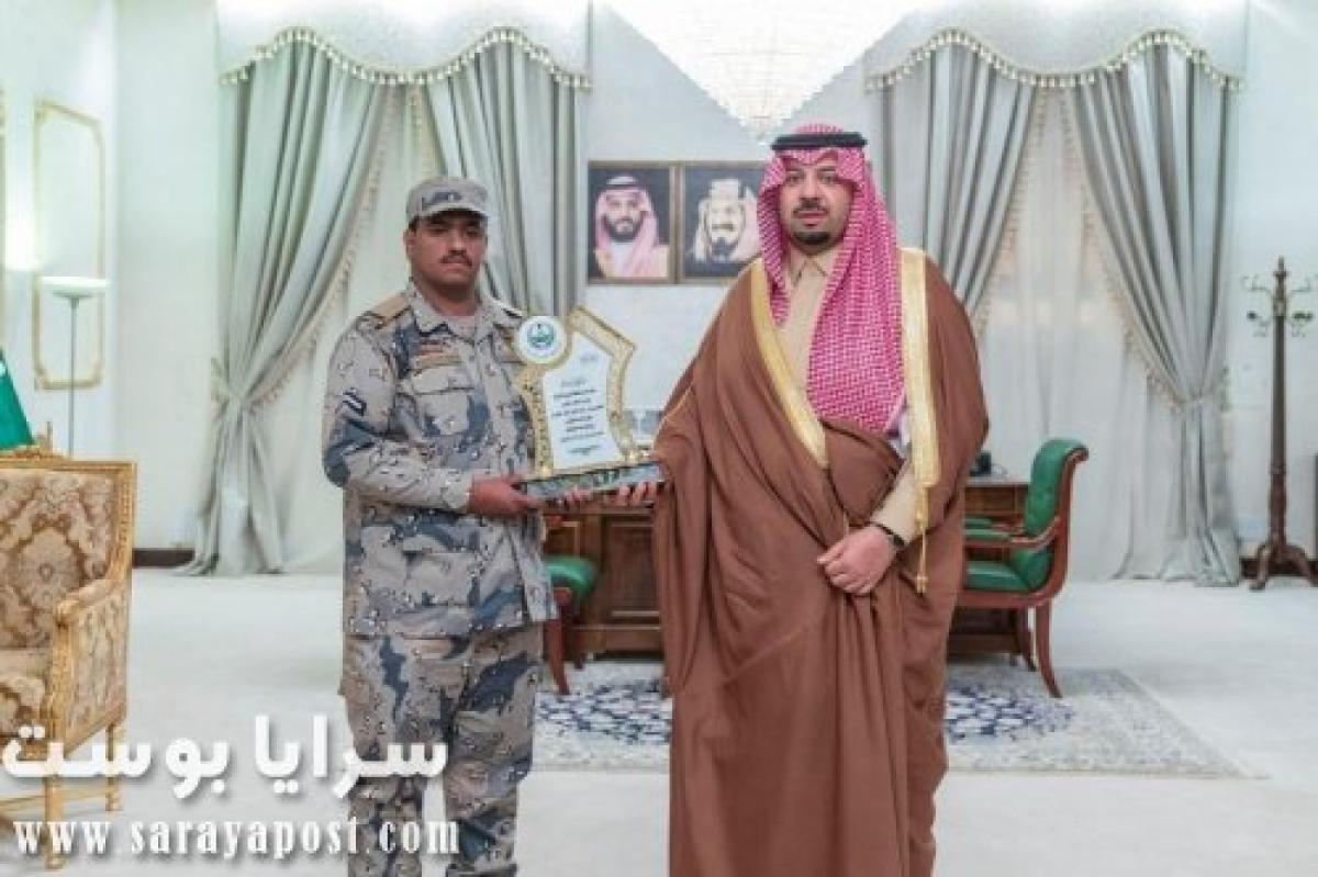 قصة أشجع سعودي.. شاهد لحظة تكريمه ومقطع فيديو يخلد شجاعته