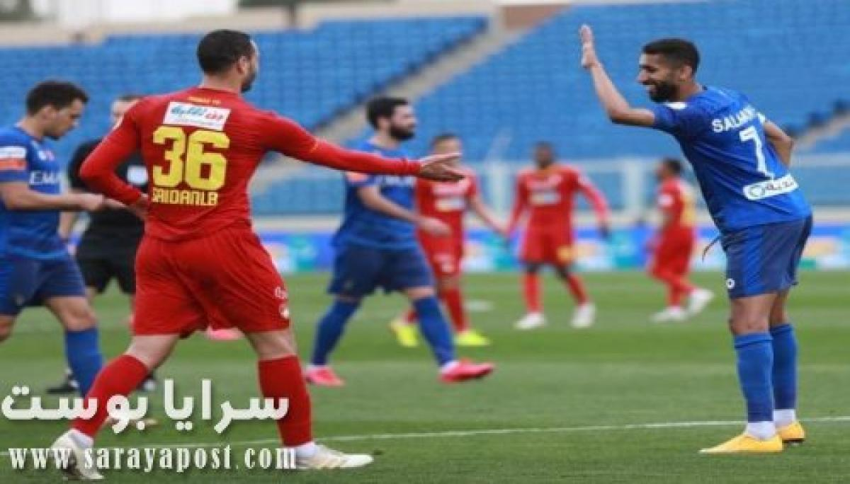 ترتيب جدول الدوري السعودي بعد مباراة الهلال وضمك