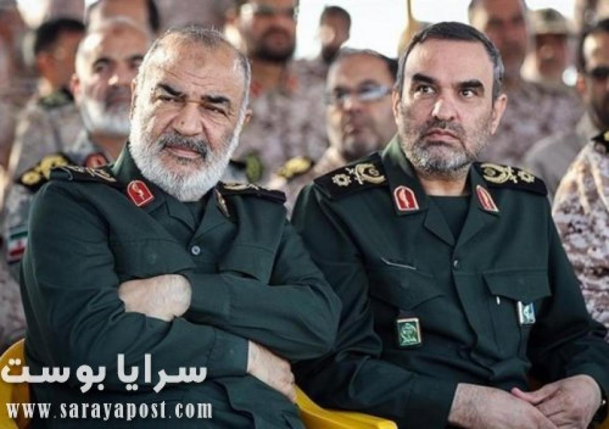 عاجل.. أمريكا تعلن اغتيال قائد جديد للحرس الثوري الإيراني