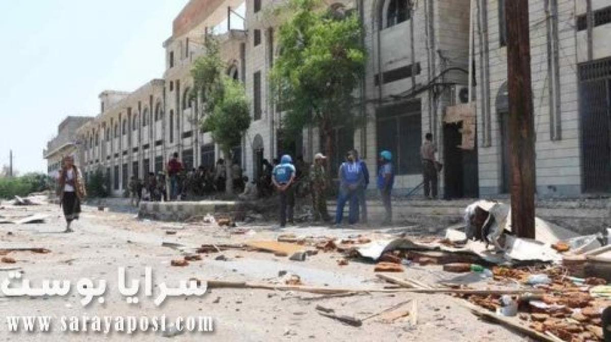أخبار اليمن.. الحوثيون يفجرون مقر الأمم المتحدة بالحديدة
