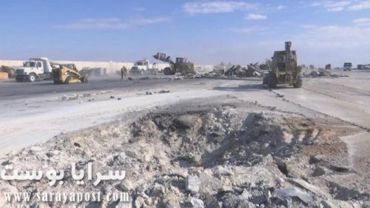 أخبار العراق الآن.. ميليشيات إيرانية تقصف قاعدة أمريكية بـ33 صاروخا