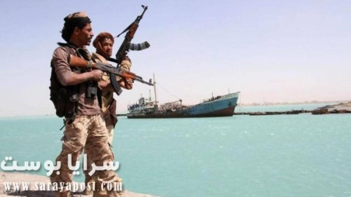 التحالف السعودي يدمر زورقين مفخخين أطلقهما الحوثيون