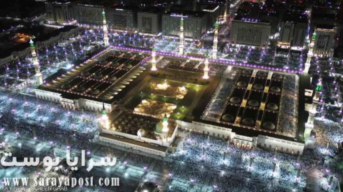 السعودية تحظر الصلاة في المساجد باستثناء الحرمين