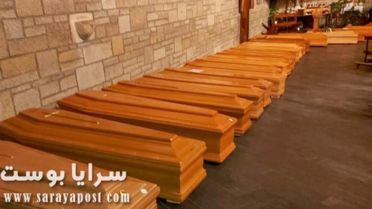 شاهد مدينة الموت الحقيقية.. هنا لا مقابر لجثث ضحايا كورونا