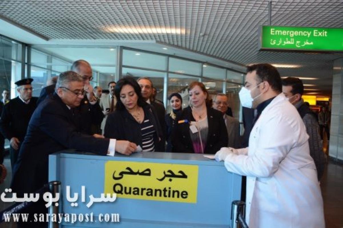 ارتفاع عدد وفيات وإصابات فيروس كورونا في مصر