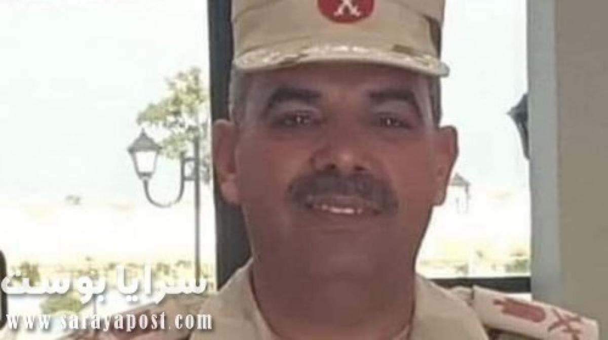 السيرة الذاتية ومعلومات عن اللواء خالد شلتوت الذي تُوفي اليوم بكورونا