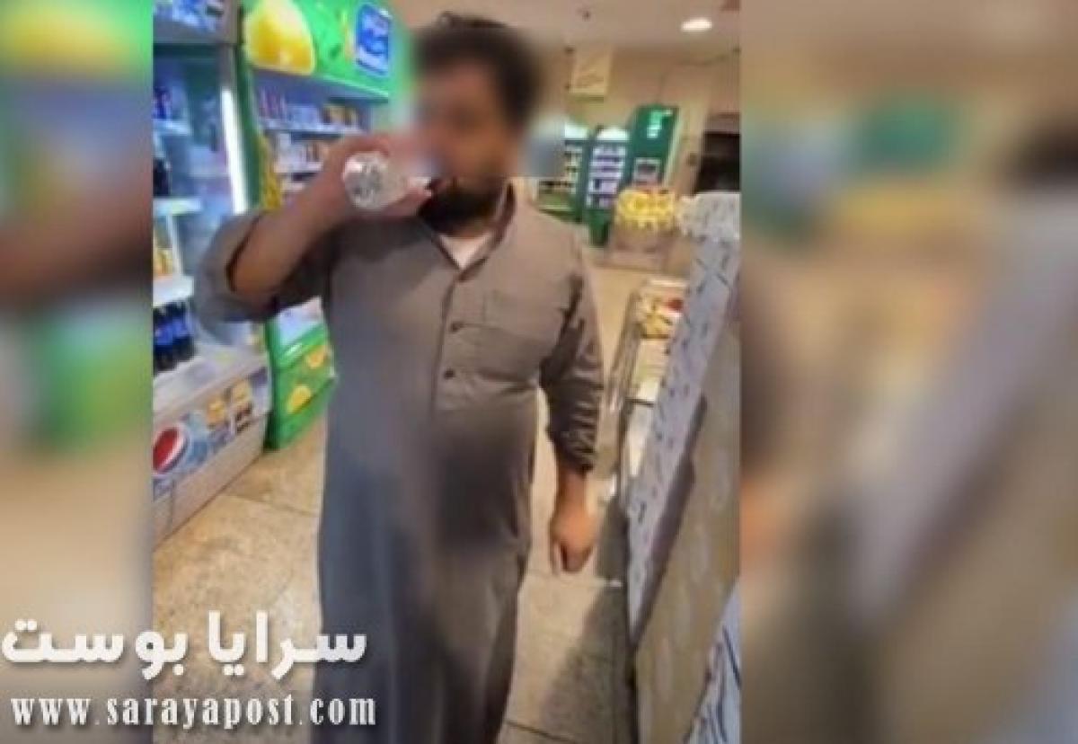 بالفيديو.. اعتقال سعودي خالف إجراءات السلامة في مواجهة كورونا