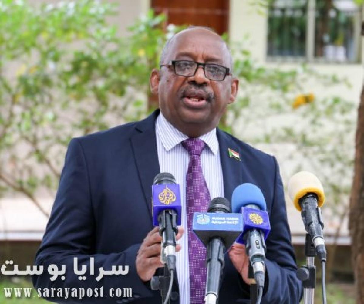 أسباب وفاة وزير الدفاع السوداني الفريق جمال عمر