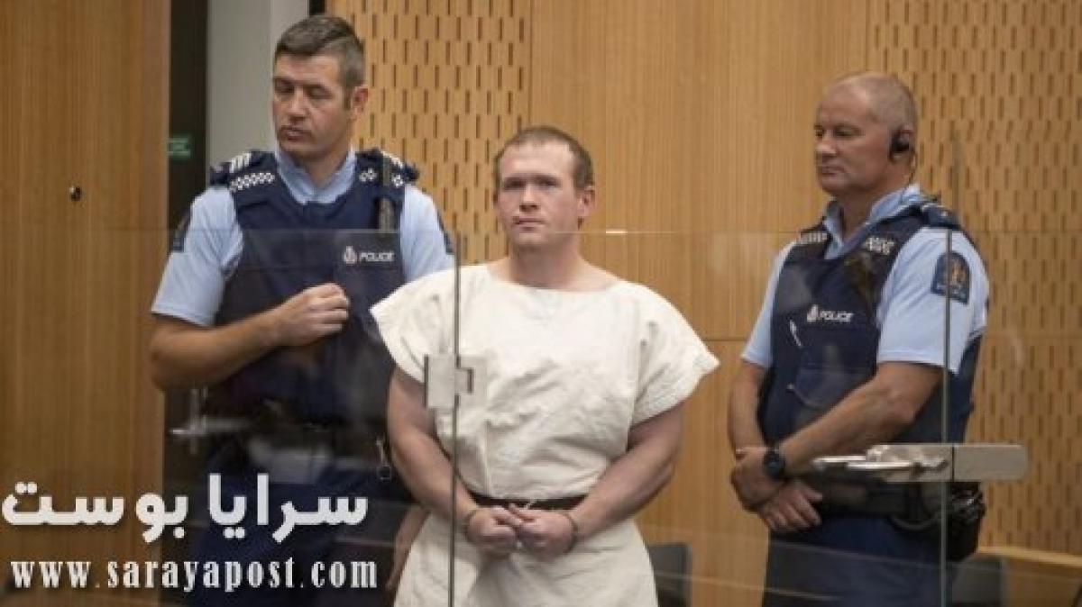 منفذ مذبحة مسجد نيوزيلندا يتعرف بأسرار جريمته ضد المسلمين