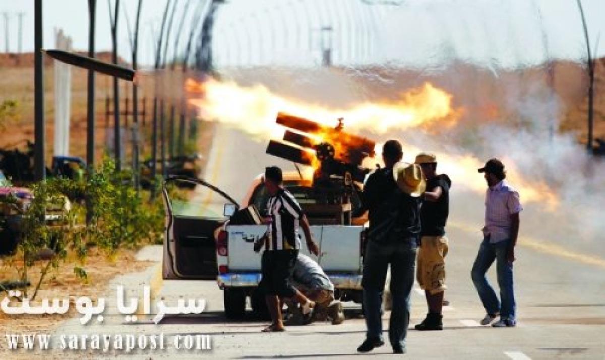تصاعد المعارك في ليبيا رغم تهديد كورونا للبلاد