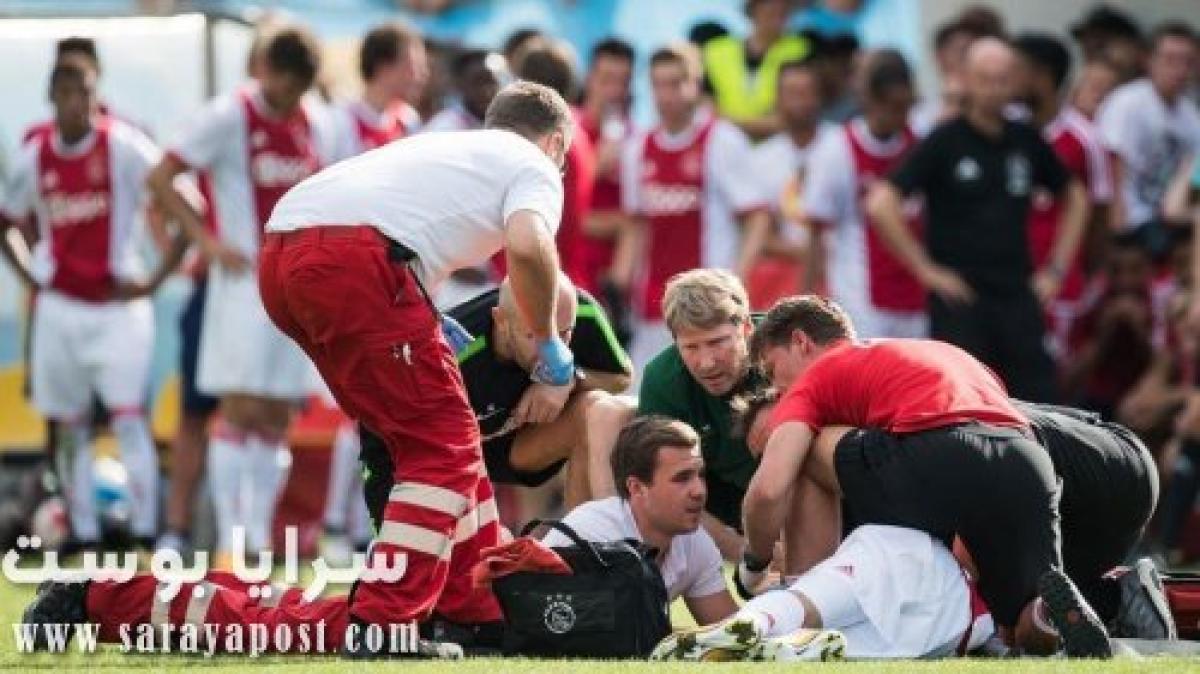 عبد الحق نوري.. قصة لاعب كرة استيقظ من الموت بعد 3 سنوات