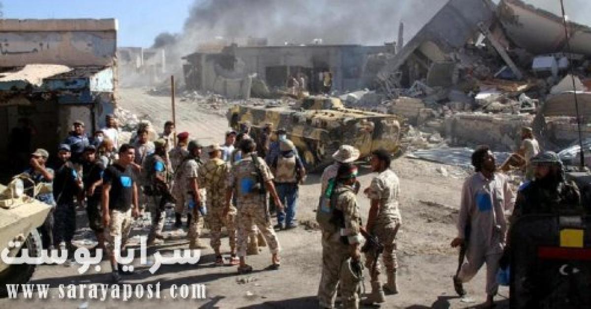 أخبار ليبيا اليوم.. قتال مستمر لا يوقفه كورونا!