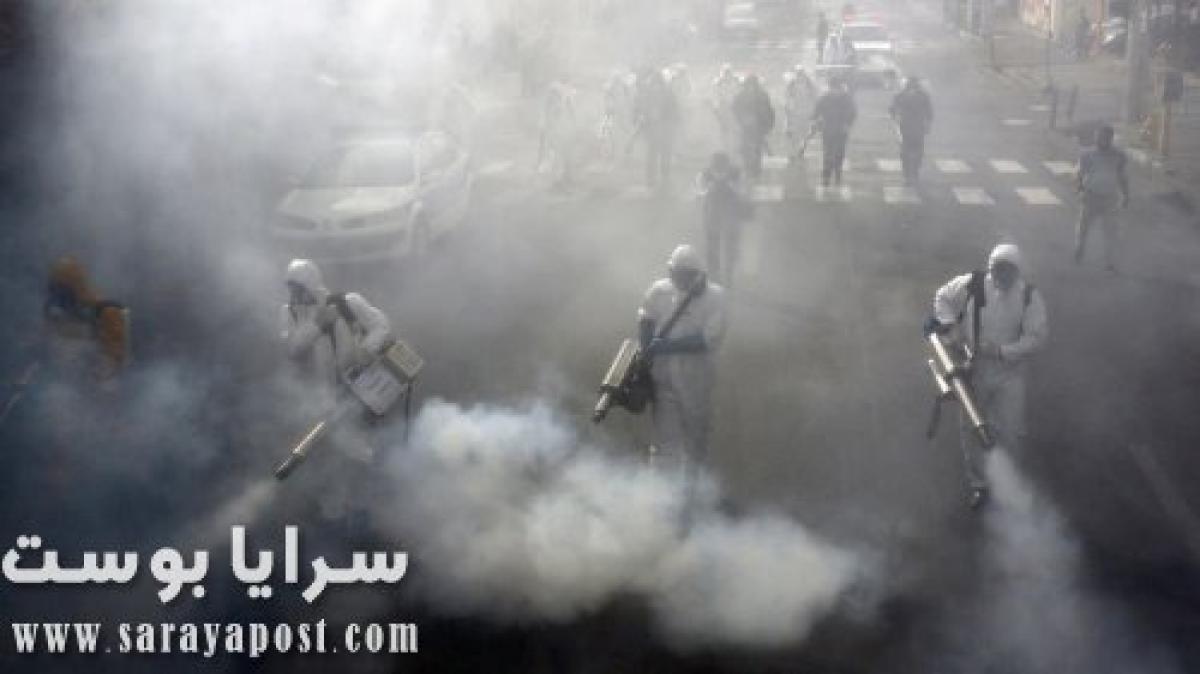 كورونا في إيران.. 2500 وفاة و35 ألف إصابة