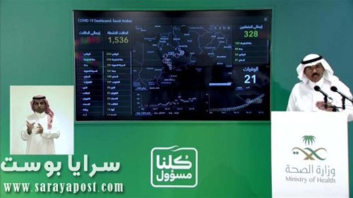 آخر إحصائية للمصابين بكورونا في السعودية بعد ارتفاع الأعداد