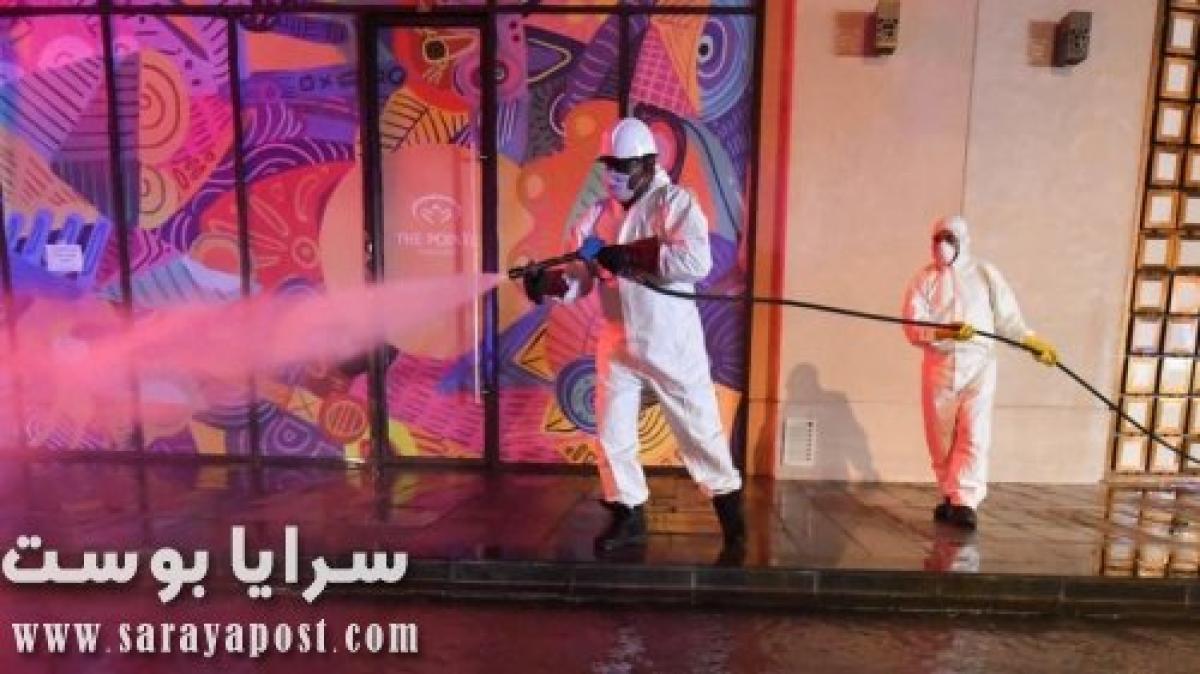الفئات المستثناة من منع التجول 24 ساعة في دبي