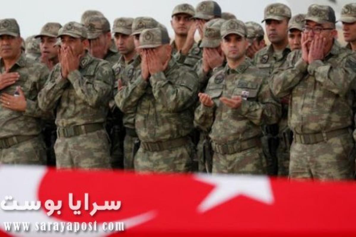 أخبار ليبيا الآن.. مقتل 11 جنديا تركيا في معارك طرابلس