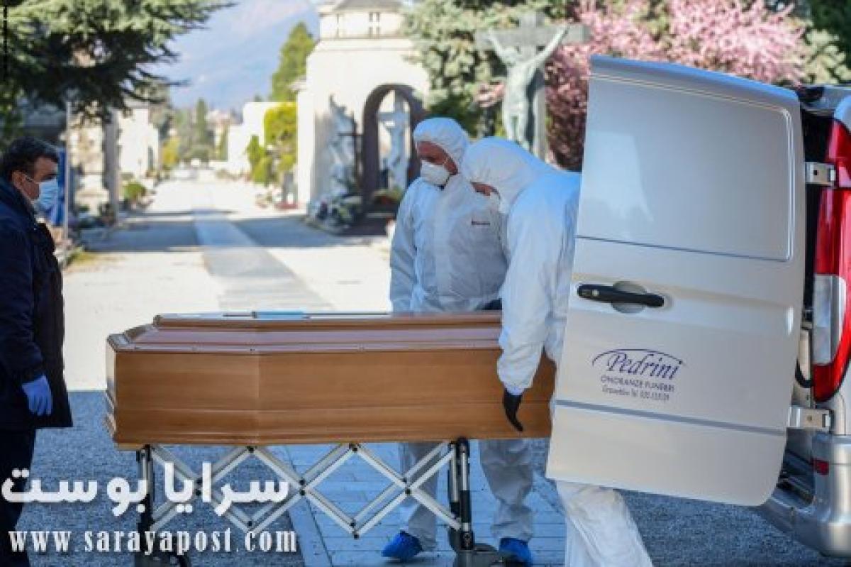 عدد الوفيات بين الأطباء يصل إلى 100 في إيطاليا بسبب كورونا