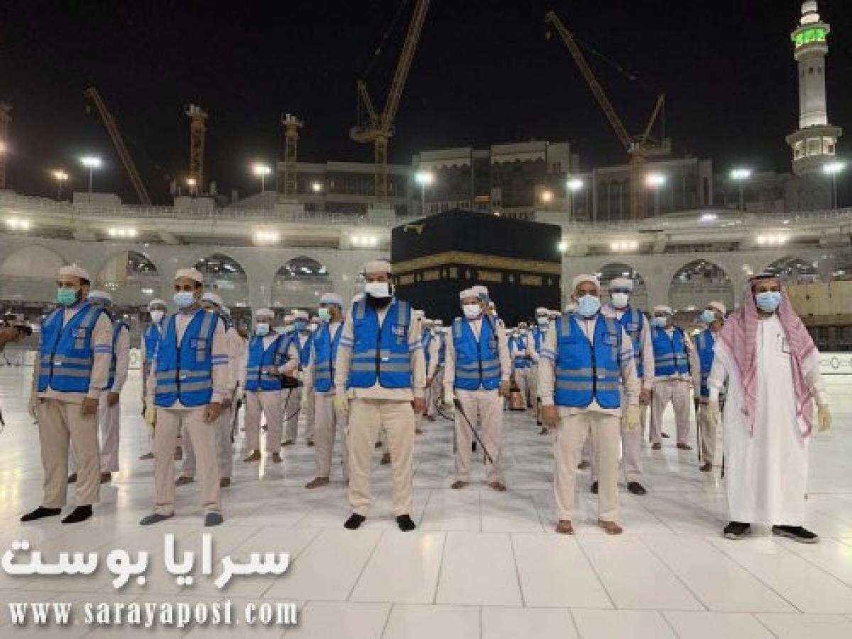 نص خطبة الجمعة في المسجد الحرام مكتوبة.. كورونا حاضرة بشدة