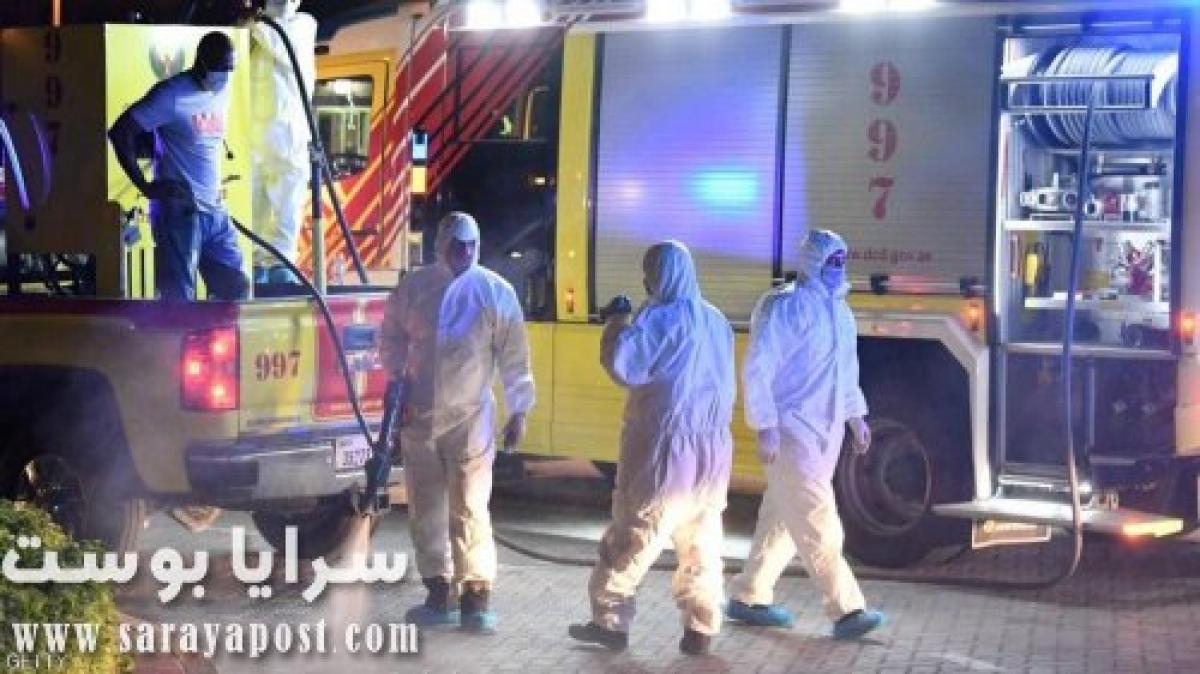 الإمارات تسجل 3736 حالة إصابة بفيروس كورونا بعد إجراء 20 ألف فحص
