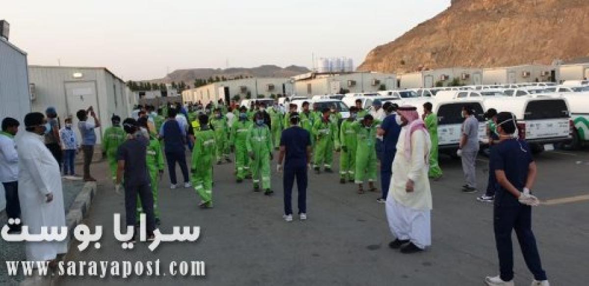 10 شروط صحية لمساكن العمال في السعودية خلال أزمة كورونا (انفوجراف)