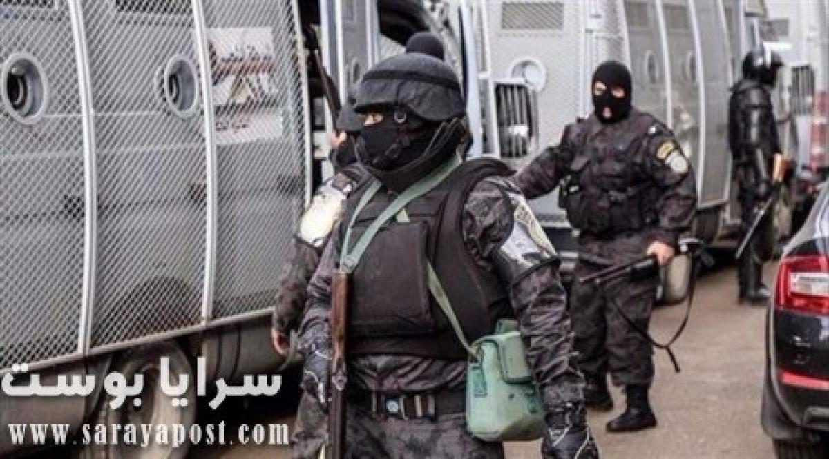 أحداث الأميرية في مصر الآن.. مقتل ضابط في تبادل إطلاق نار مع إرهابيين (صور)