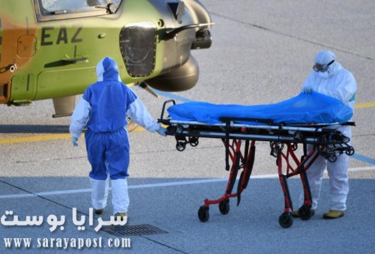 كارثة.. تعرف على الدولة المصاب فيها ثلث القطاع الطبي بكورونا