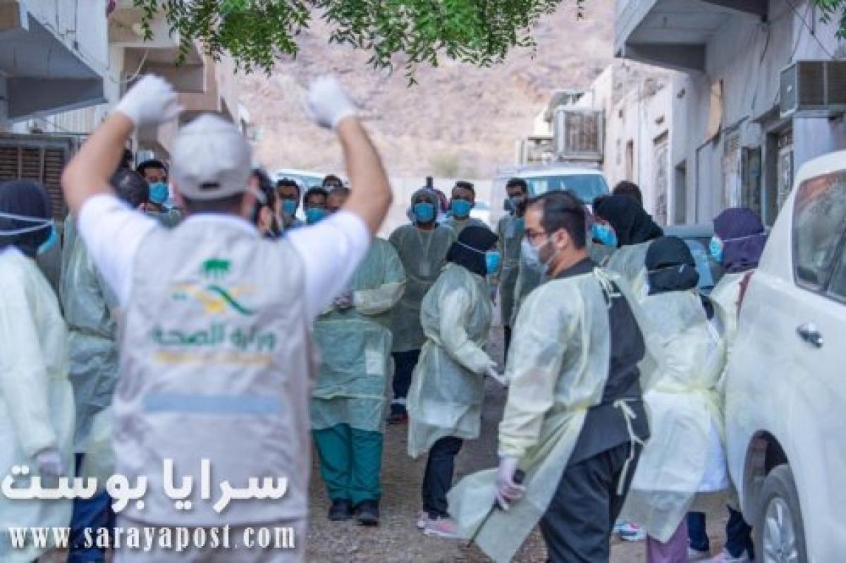 إصابات غير مسبوقة.. إجمالي حالات كورونا الجديدة في السعودية حسب المدن