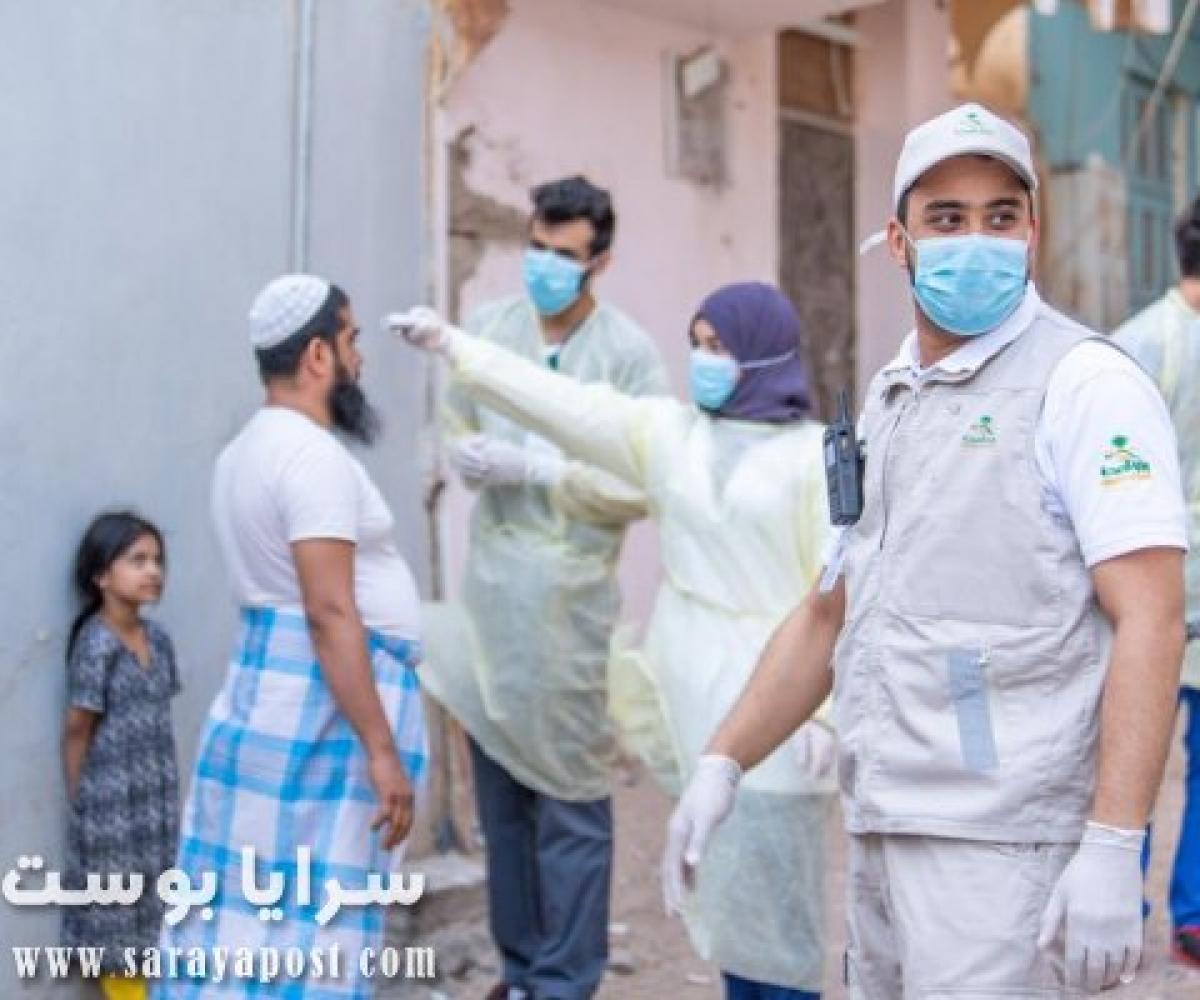 المسح النشط يكشف انتشار كورونا بين العمالة الوفدة في السعودية (صور)