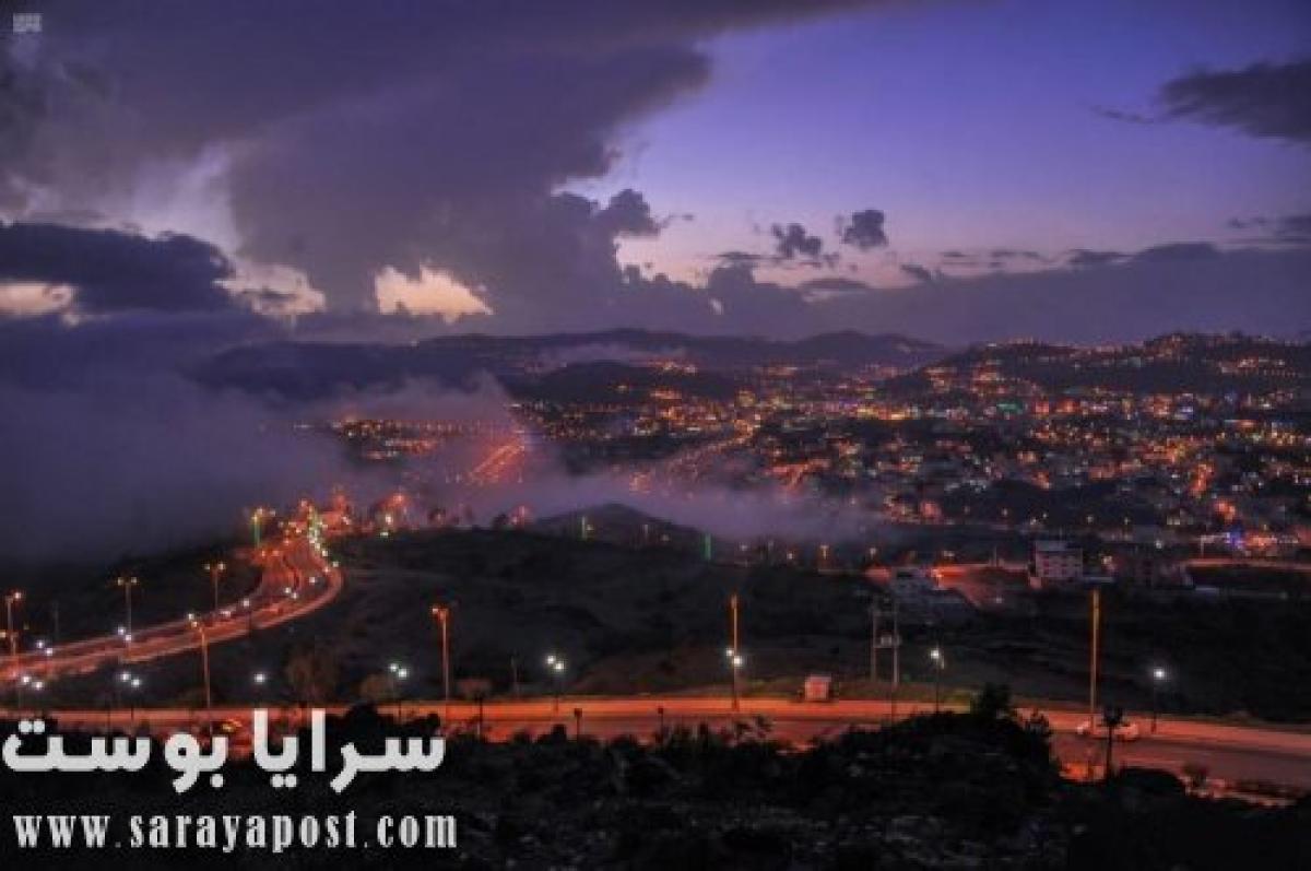 إنذار مبكر للمواطنين.. أحوال الطقس في السعودية اليوم