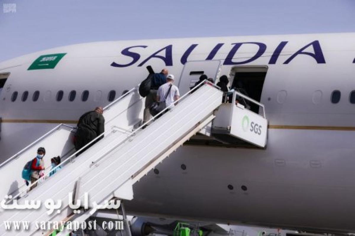 عودة حركة الطيران في السعودية بشكل استثنائي (صور)