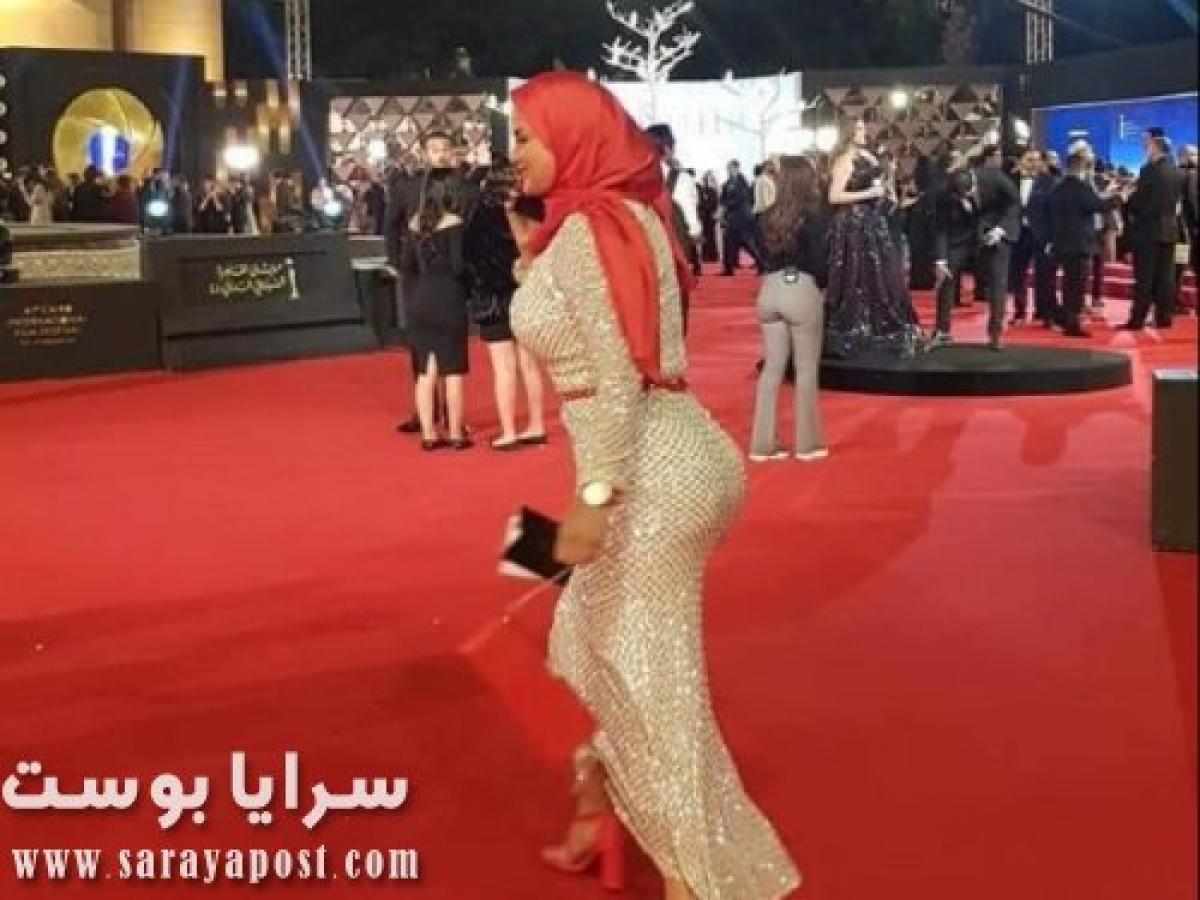 بالصور.. حبس الراقصة سما المصري 15 يوما بتهمة التحريض على الدعارة