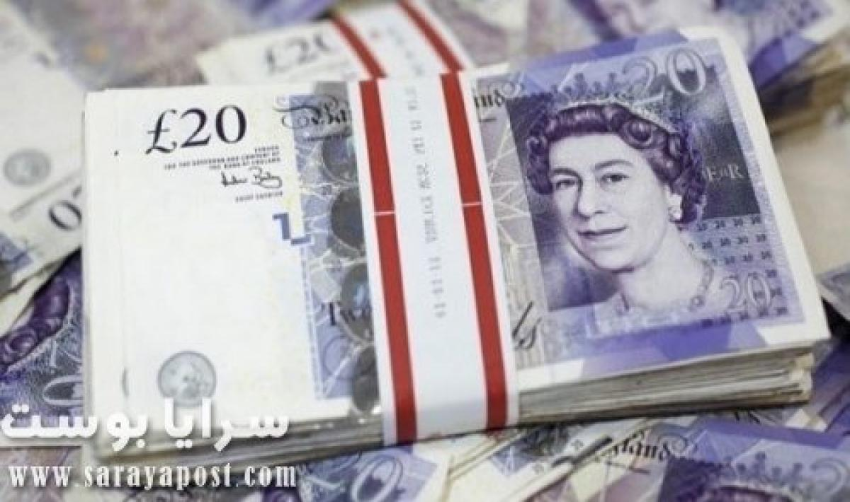 الجنيه الإسترليني يرتفع مقابل الدولار الأمريكي واليورو