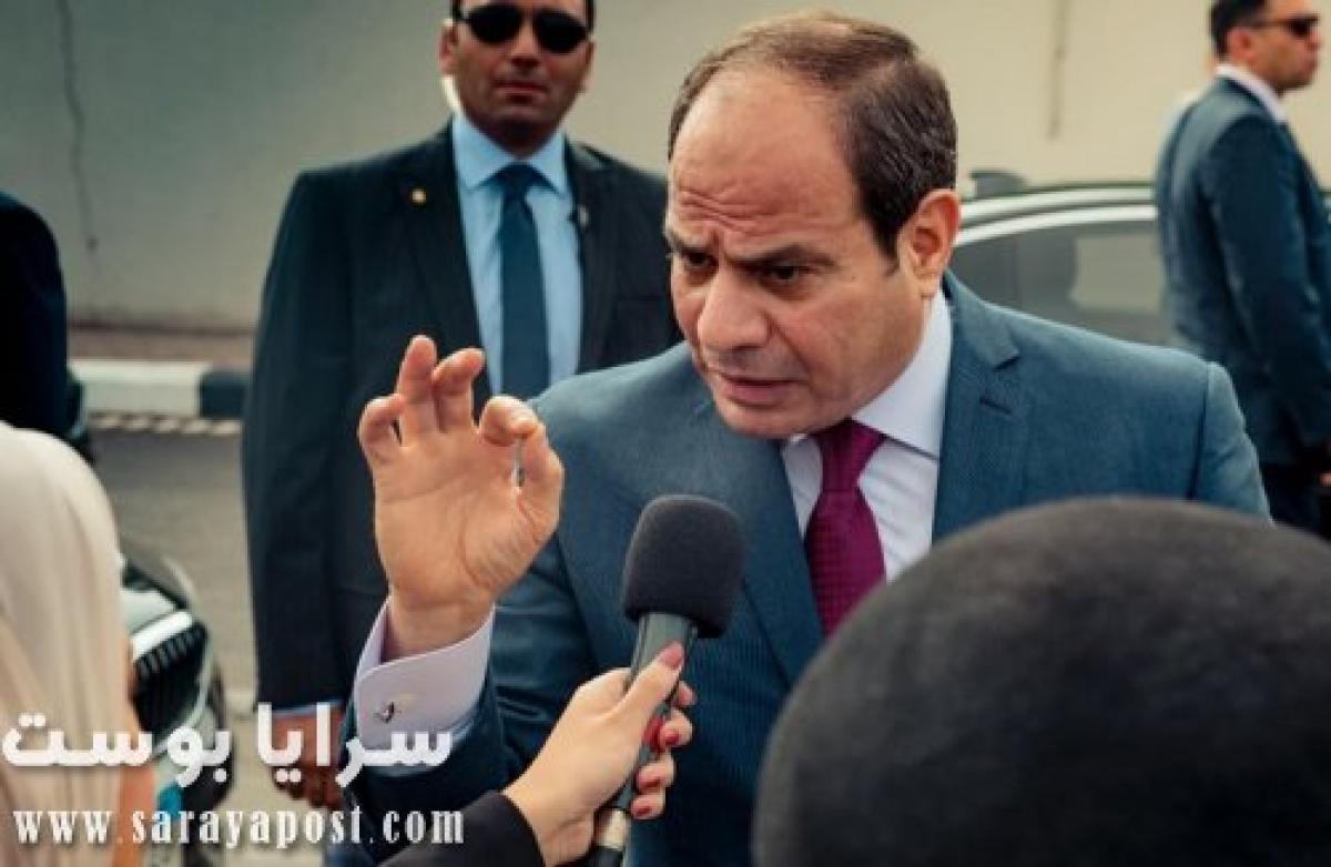 السيسي يعلن فرض حالة الطوارئ في مصر 3 أشهر بسبب الإرهاب وكورونا
