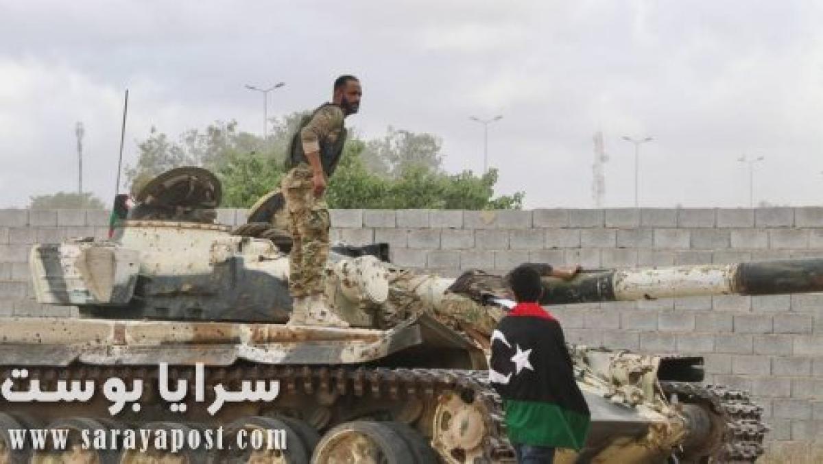 آخر أخبار ليبيا الآن.. قوات حكومة الوفاق تسيطر على أهم قاعدة جوية