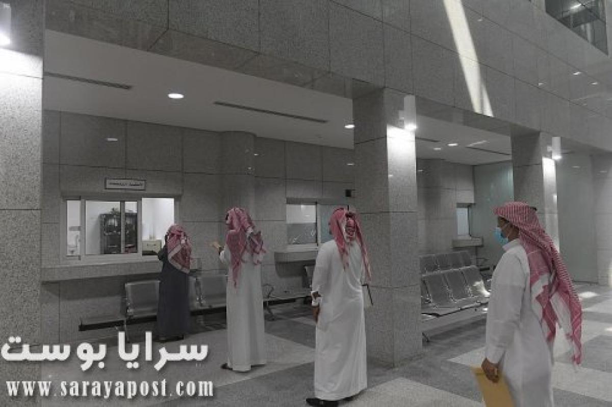 كيفية استقبال موظفي الشركات السعودية في أول يوم عمل (صور)