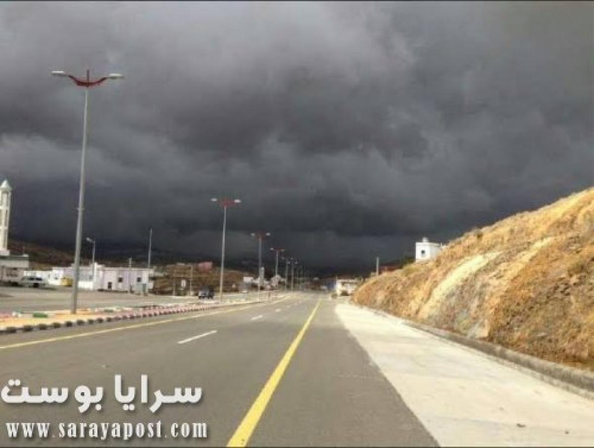 احترس.. تحذيرات هامة من الأرصاد بشأن حالة الطقس في السعودية اليوم