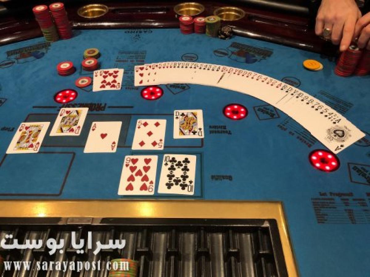 ألعاب كازينو عبر الإنترنت في الوطن العربي