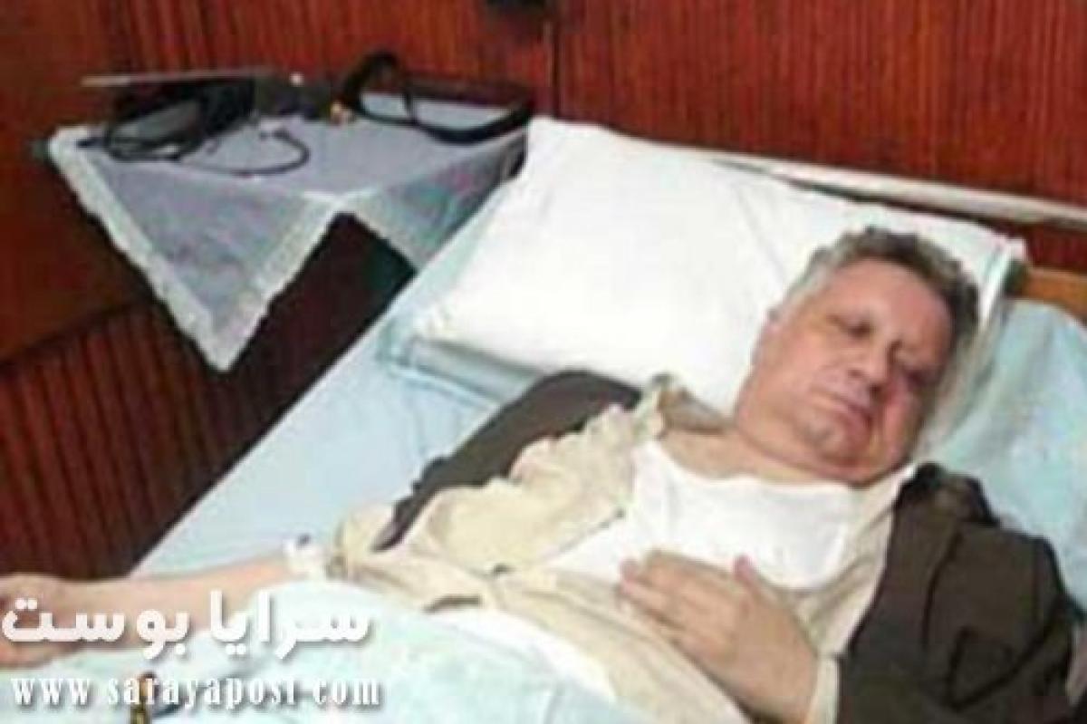 إصابة مرتضى منصور بأزمة صحية مع مؤشرات الانتخابات في ميت غمر