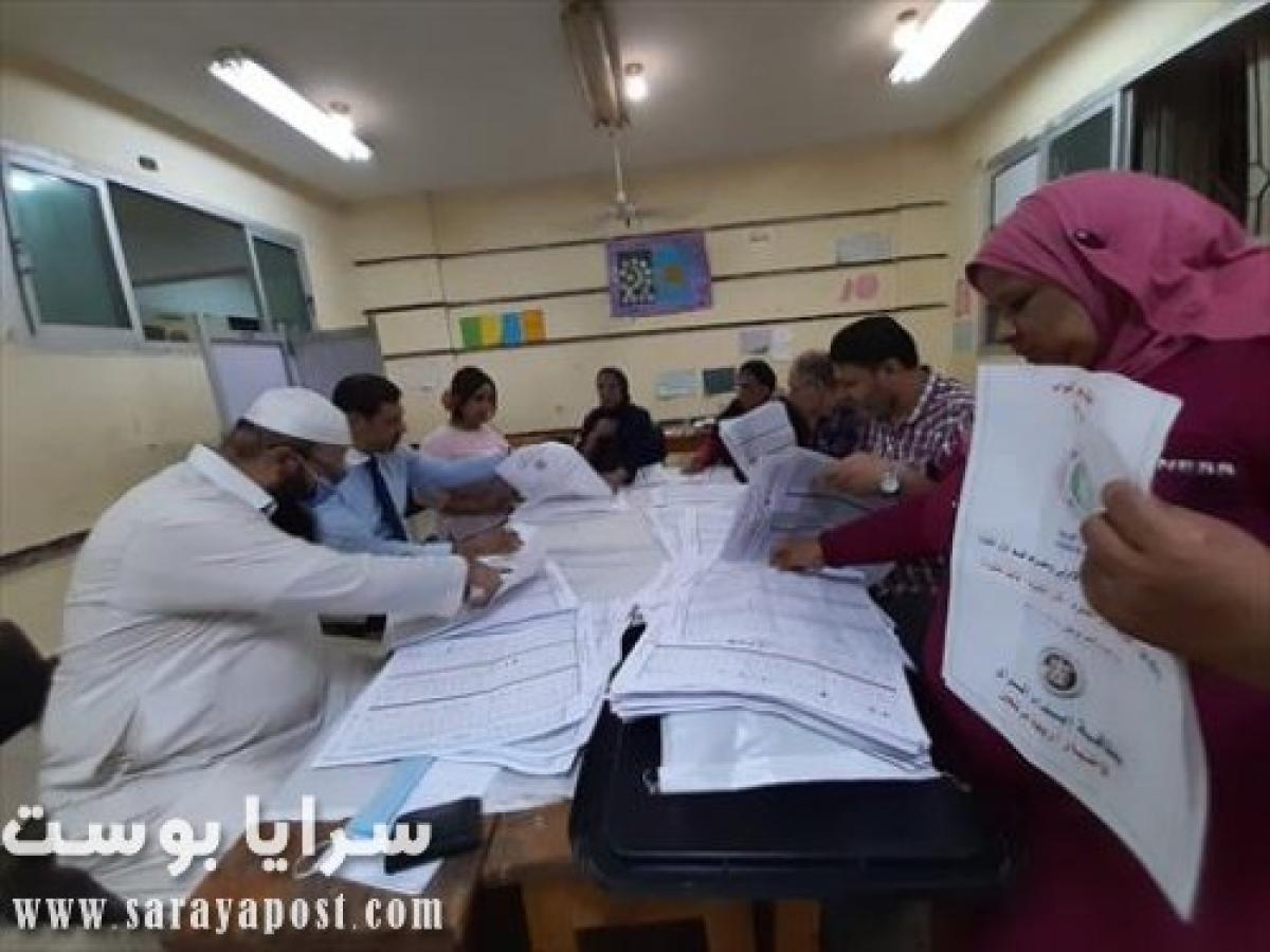 نتيجة انتخابات مجلس النواب 2020 في حدائق القبة بالأسماء والأرقام