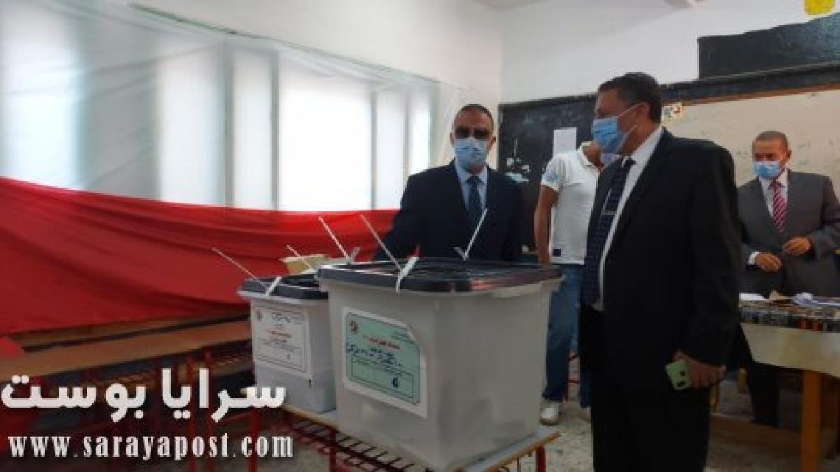 نتيجة إعادة انتخابات مجلس النواب 2020 في دوائر الإسكندرية كاملة