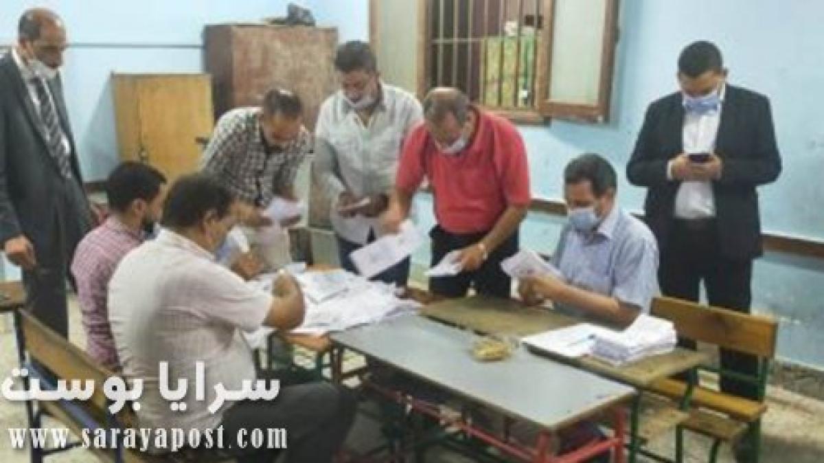 نتيجة إعادة انتخابات مجلس النواب 2020 في محافظة سوهاج