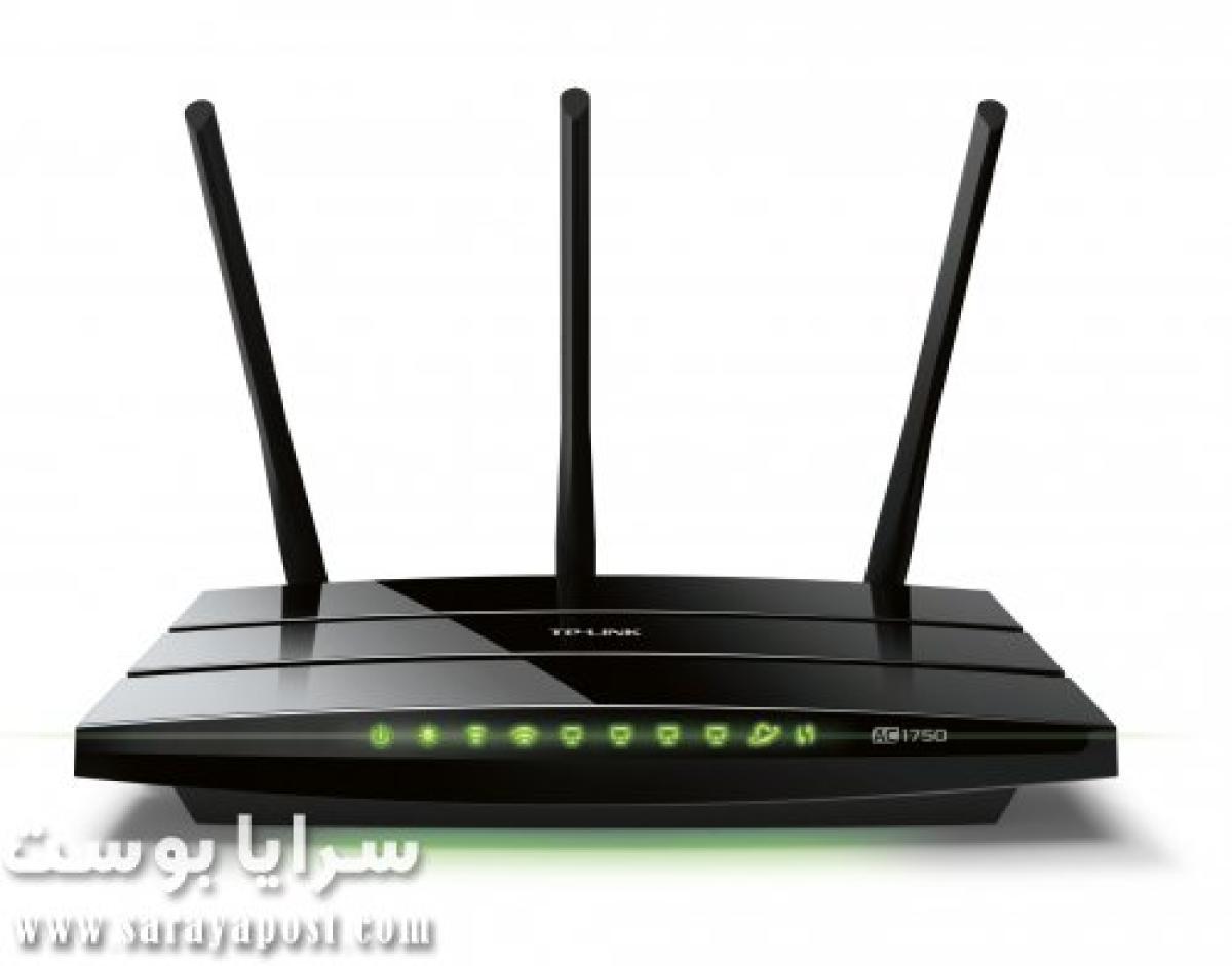 معرفة المتصلين براوتر we.. كيفية معرفة المتصلين معك في WiFi