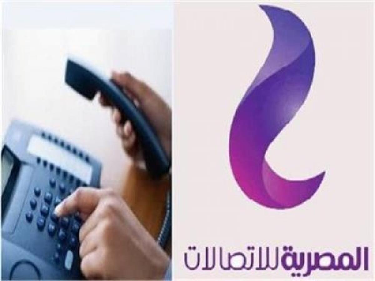 موقع المصرية للاتصالات تسجيل الدخول للاستعلام عن فاتورة التليفون الأرضي