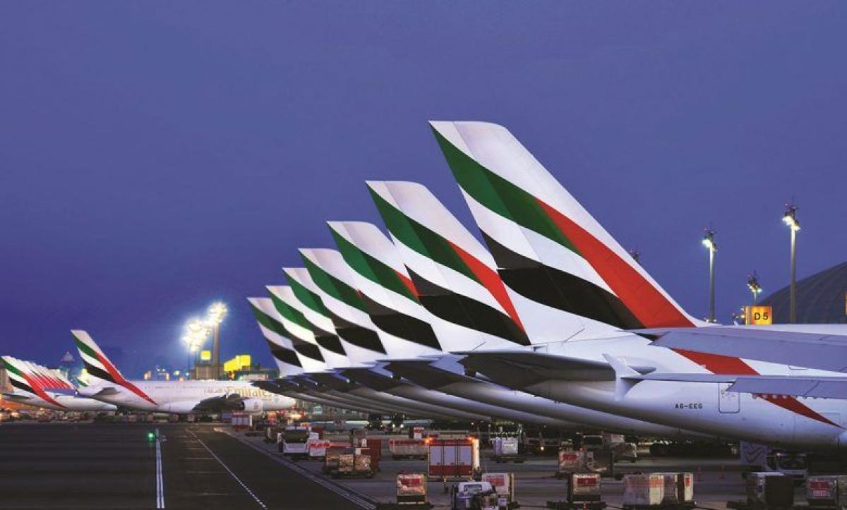 «طيران الإمارات» تكشف عن ارتفاع متوسط إشغال الرحلات إلى 70%